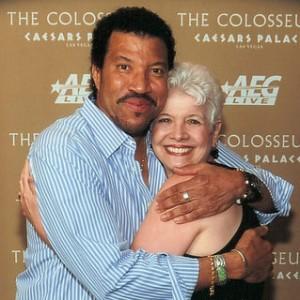 Lionel Richie with Marsala Rypka, AgeNation's Celebrity Scribet