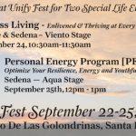 Unify Fest - Rancho de las Golondrinas, Santa Fe, NM