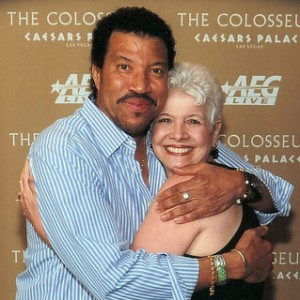 Lionel Richie with Marsala Rypka, An AgeNation Relationships Expert