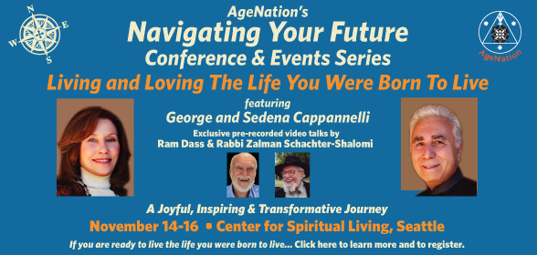 Event: Living and Loving the Life you Were Born to Live