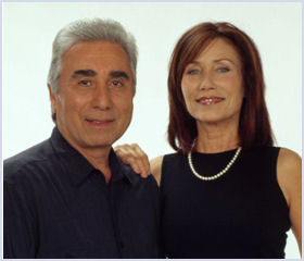 George & Sedena Cappannelli, Founders of AgeNation